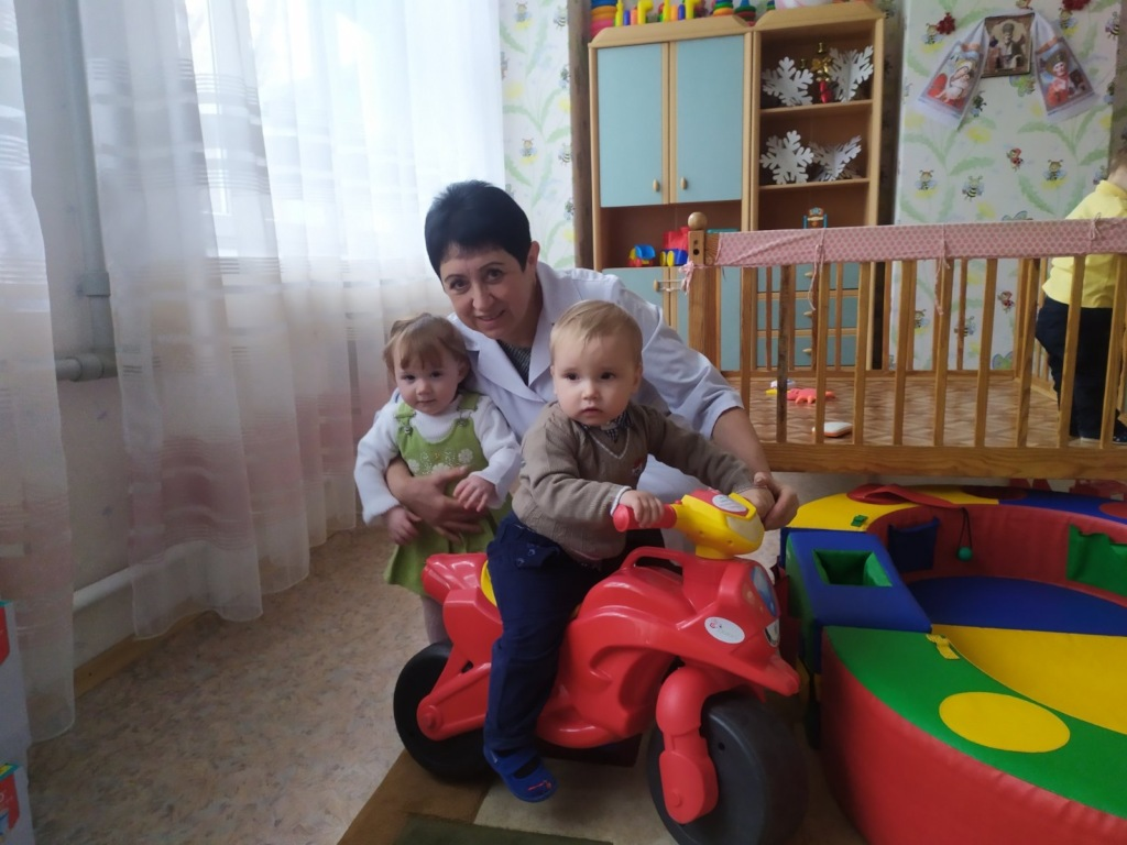 Love & protection for abandoned babies in Ukraine