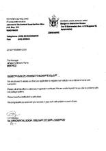 LCV Registration Confirmation  (PDF)