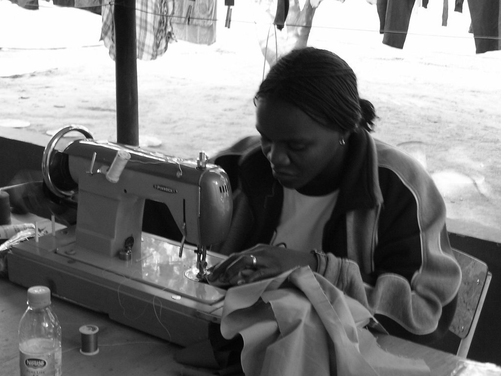 Empower 100 women in Zimbabwe with Sewing Skills!