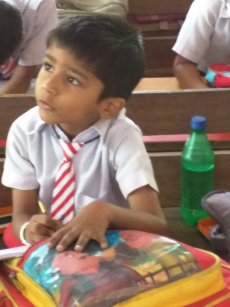 Support quality education of underprivileged kids