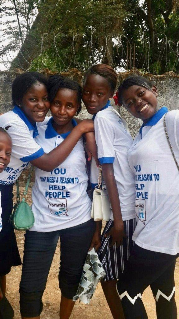 Helping Abused Girls, Sierra Leone