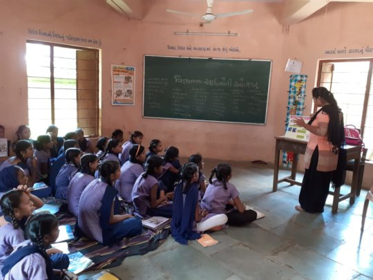 Menstrual Hygiene Education