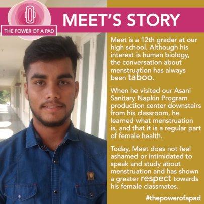Meet's Story
