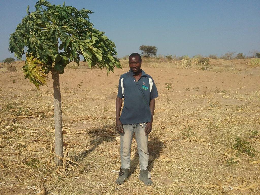 Help Tanzanian Farmers Get Water!