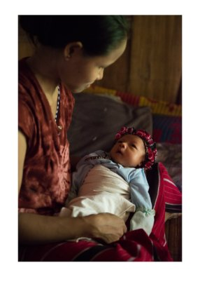 Give Hope to Mothers in Myanmar with Baby Kits