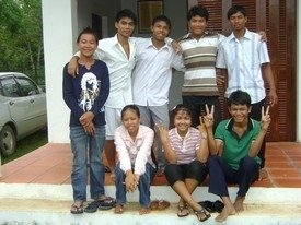 Help Give Cambodian Young Adults Independence