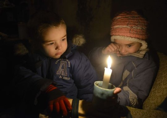 Help Ukrainians Displaced People to Begin New Life