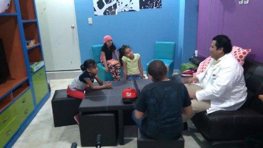 Children paying attention to Psychopedagogue