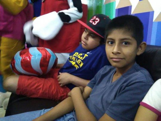 Carlitos and Adalberto
