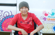 Play center for 80 children with cancer in Mexico