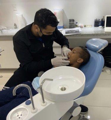 Receiving Dental Care