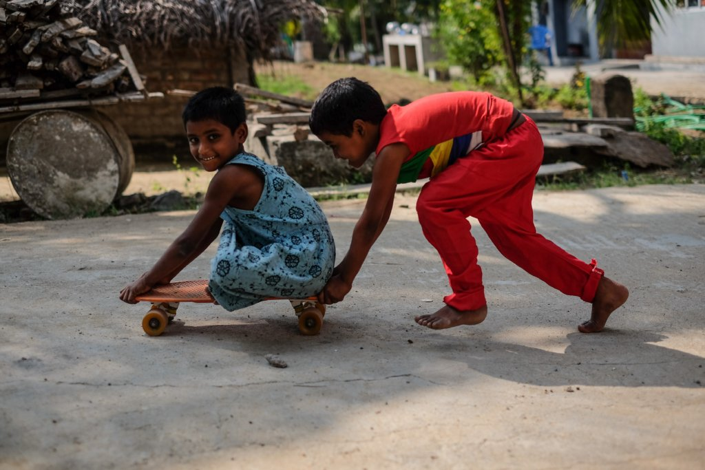 Build a Home for Former Child Beggars in India