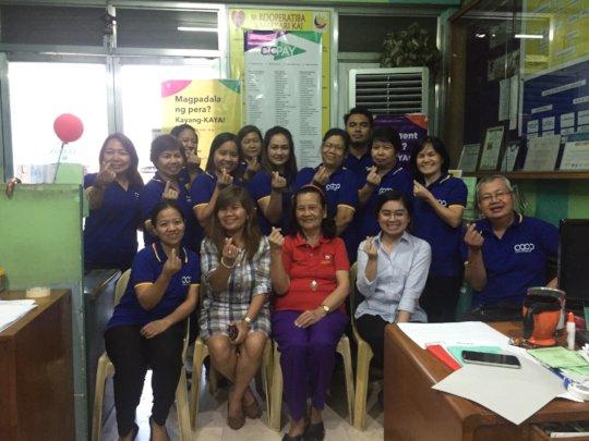 Sacred Heart Parish Development Cooperative team