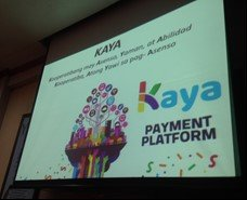 Kaya payment platform - new partner