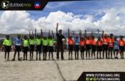Soccer & life skills for kids in Haiti - Season 2