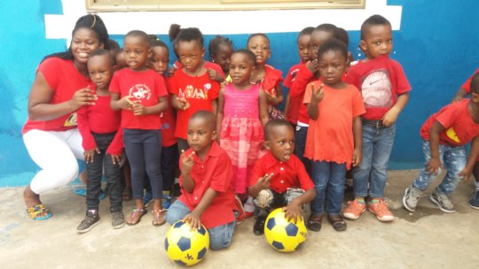 some of the kids