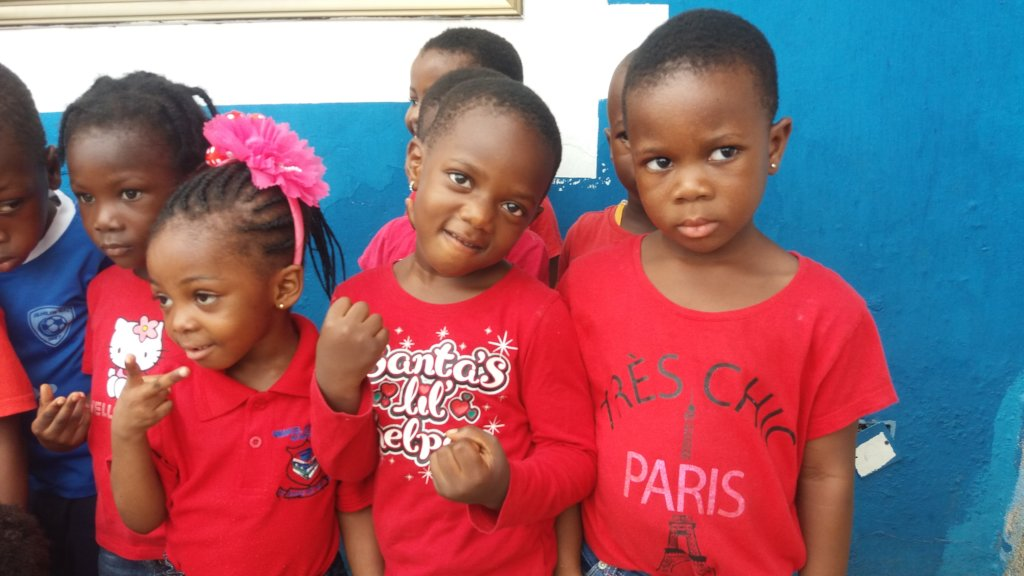 PEI kids celebrated Red Day- Moral Education