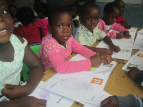 PEI - Nursery 1 Students