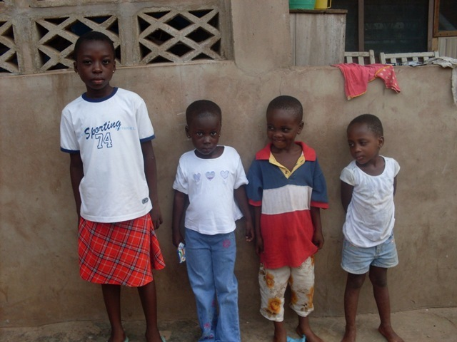 sponsored Children