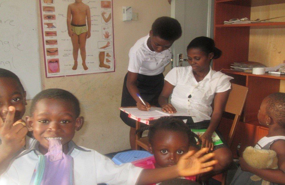 Pre-School at PAAJAF!