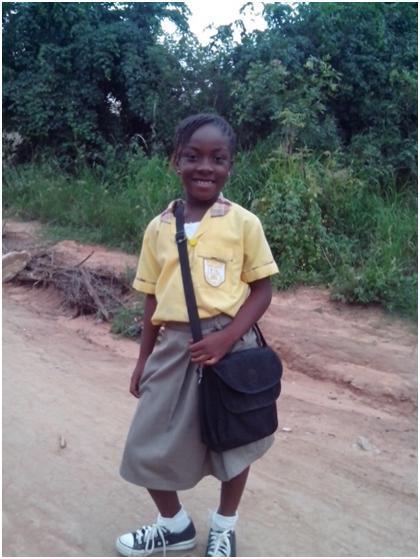 Vira goes to school!