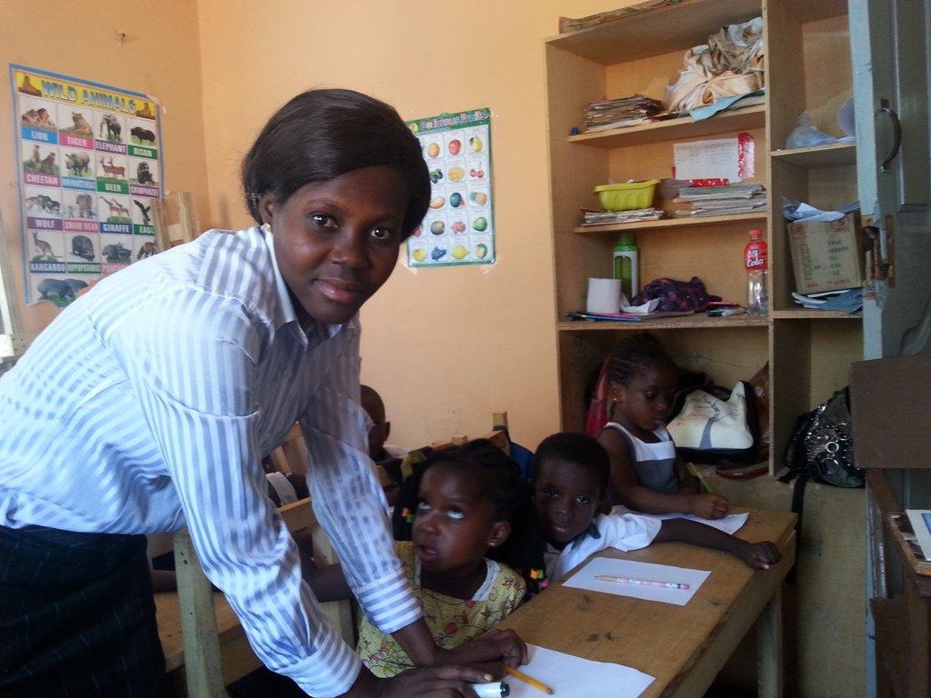 Head Teacher at PEI