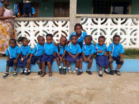 Help Support a School for Children in Ghana