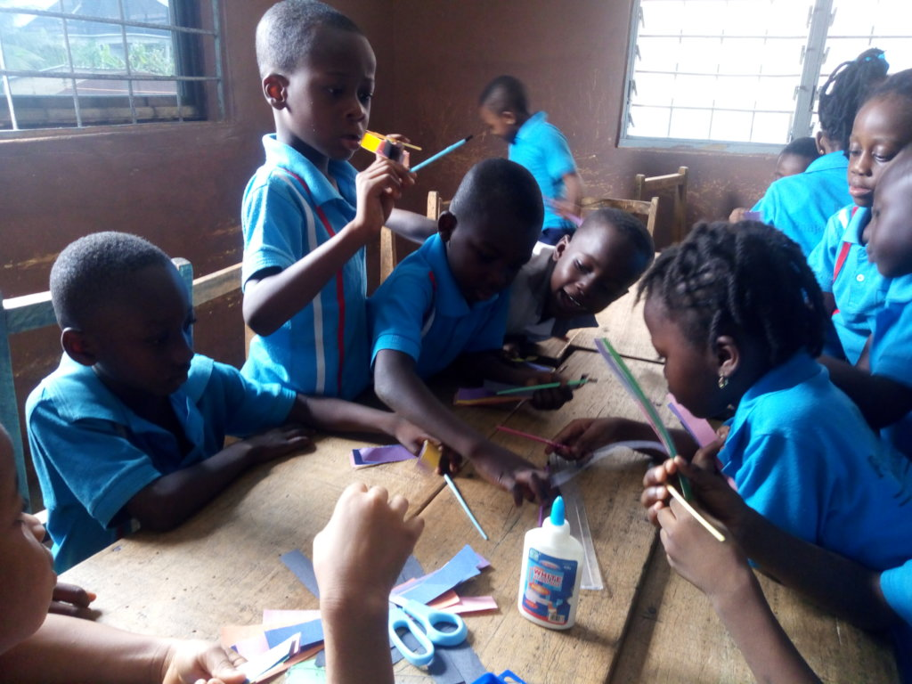 Primary Education in Ghana