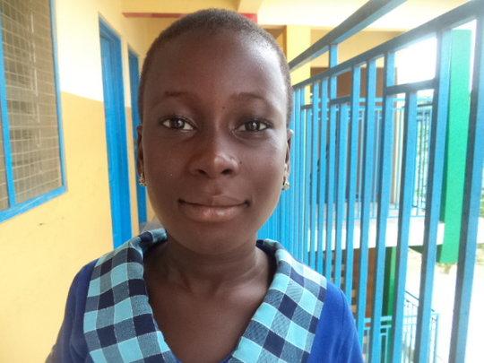 Erica attends school