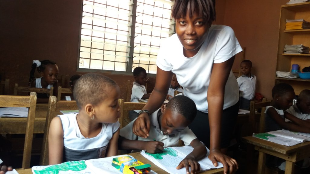 Help Support a School for Children in Ghana