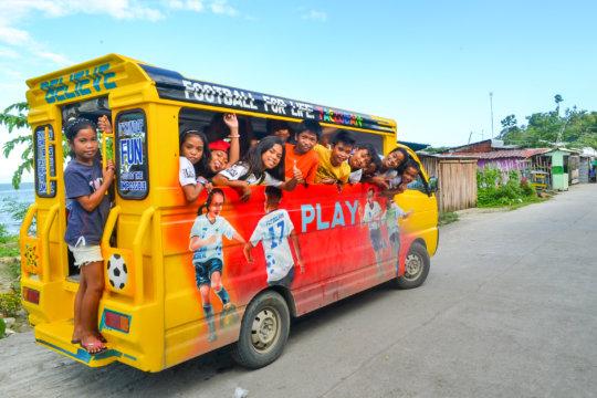 Fun Drive (photo by M. Inocando)