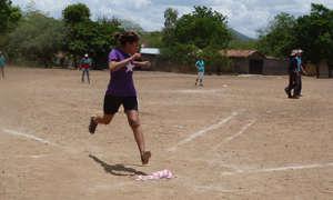 Softball in Nicaragua