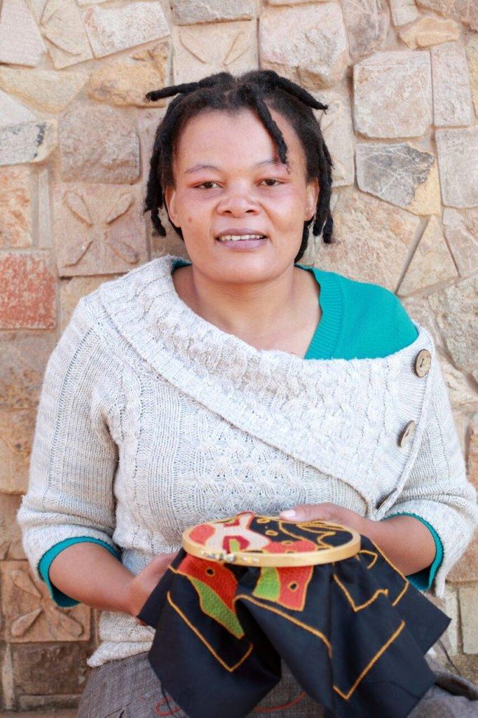 Training 100 Female Led Artisans in Swaziland