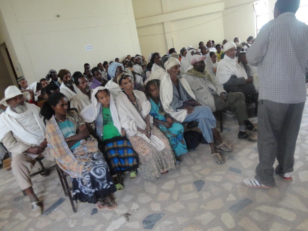 Rehabilitation of 64 Vulnerable Women in  Ethiopia