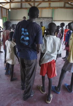 IsraAID Child Resource Center in Kakuma