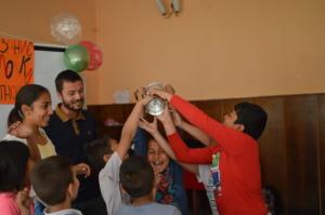 Winners of a big cup