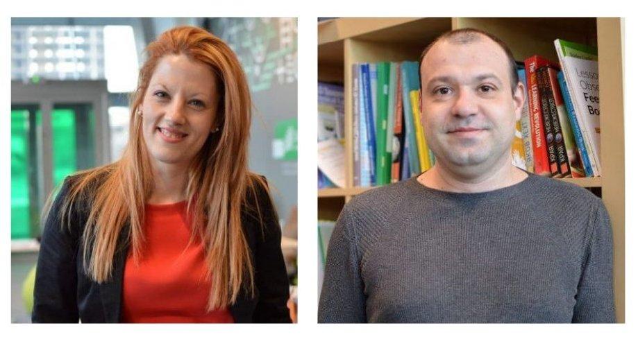 Antonia and Nikolay