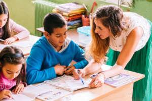 Support Teach For Bulgaria Teachers