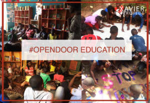 #OpenDoor education for refugees in East Africa