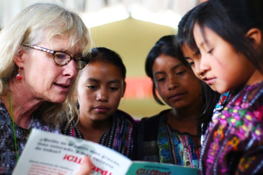 Learning Journey Participant in Guatemalan
