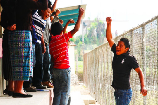 Empowering Guatemalan Youth to Promote Literacy
