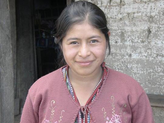 Teresa Morales Chumil