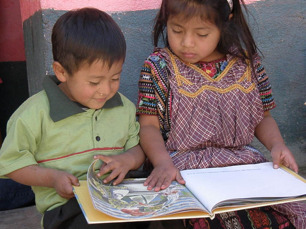 Sharing a good story