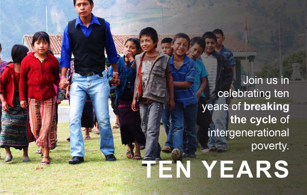 Ten Years of Impact