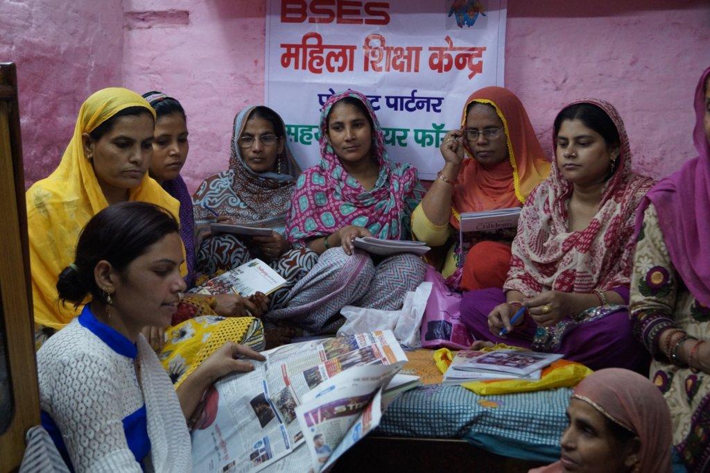 Saksharta by Digitalization 5000 Women inRajasthan