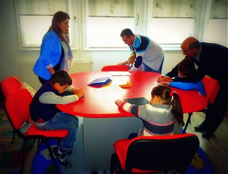 See Me; Braille Education for 10 Blind Kosovars