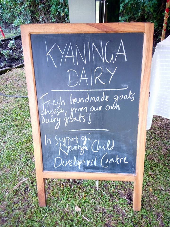 Buy 50 goats for Kyaninga CDC - Kids 4 Kids