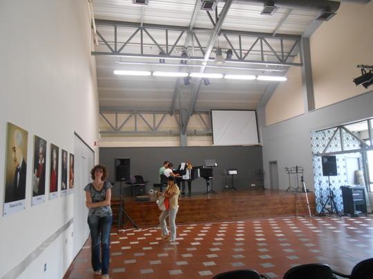 Fantastic Auditorium for performances