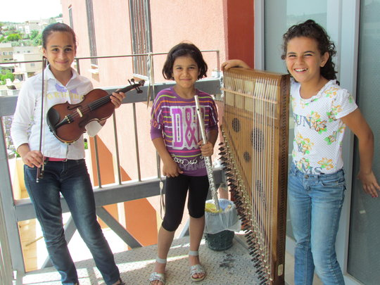 Support 100 Disadvantaged Palestinian Children
