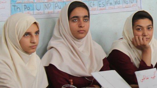 Provide Scholarships for Two Afghan Girls